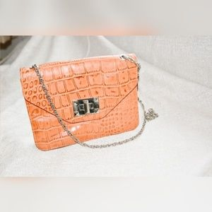 NWT Jessica Simpson Crossbody Purse – Paprika
